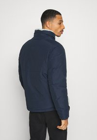 Champion - ROCHESTER HOODED JACKET - Winter jacket - blue - 2