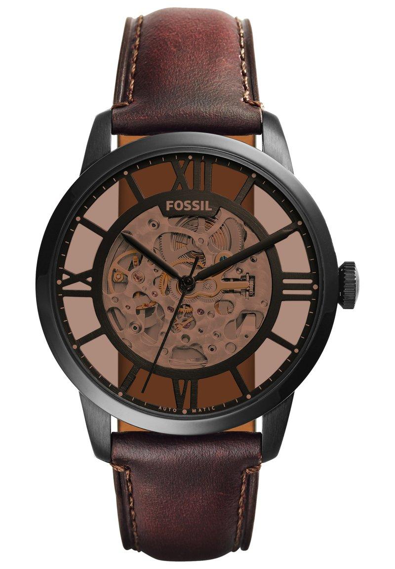 Fossil - Watch - dark brown