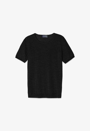 ULTRALIGHT - Basic T-shirt - black