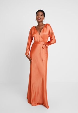KIMINO DRESS - Společenské šaty - reds
