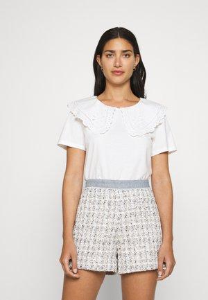 TREFLE - T-Shirt print - ecru