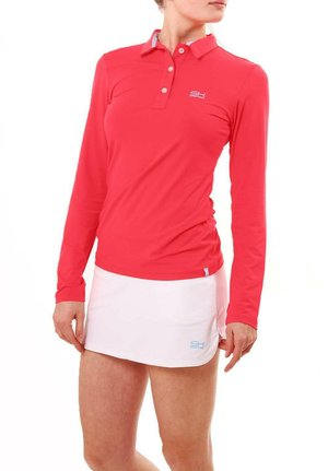Polo shirt - pfirsich