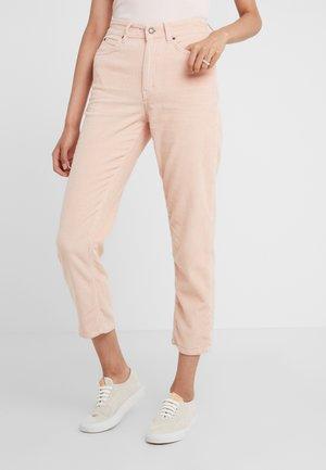 MOM - Kalhoty - light pink