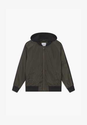 Winter jacket - khaki green