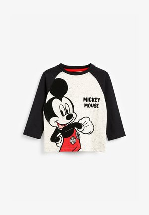 MICKEY MOUSE - Long sleeved top - off-white