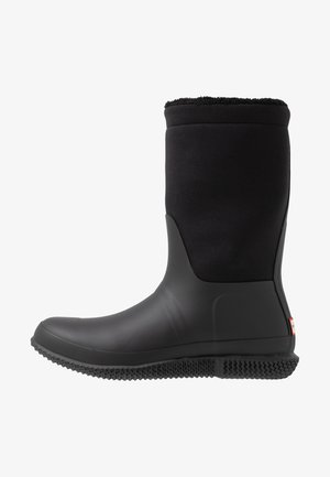 ORIGINAL ROLL TOP BOOT - Gummistøvler - black