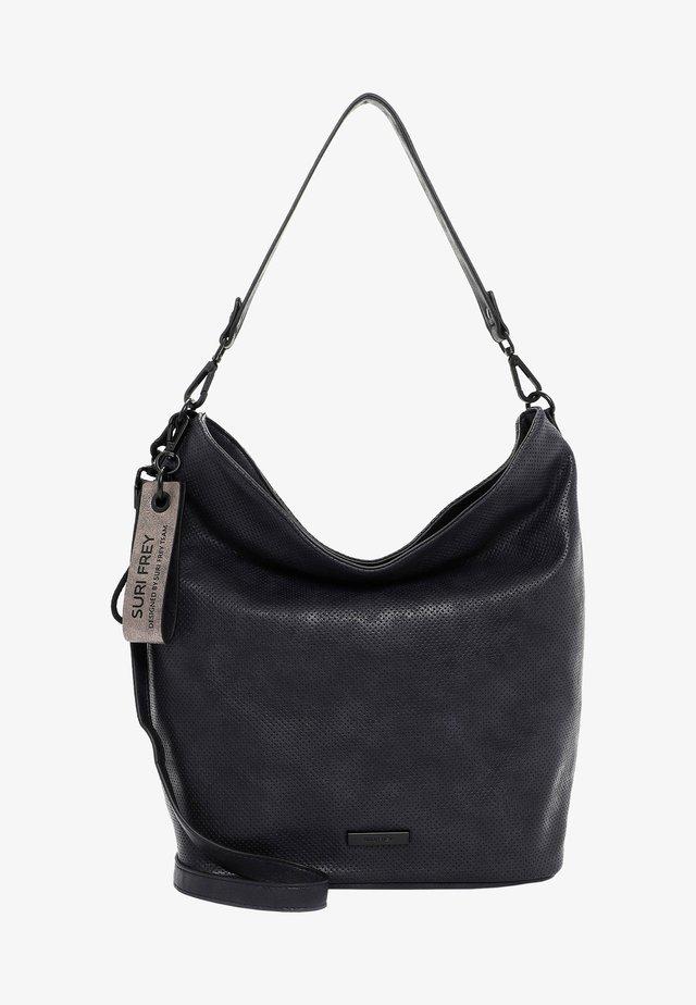 FANY - Handbag - blue