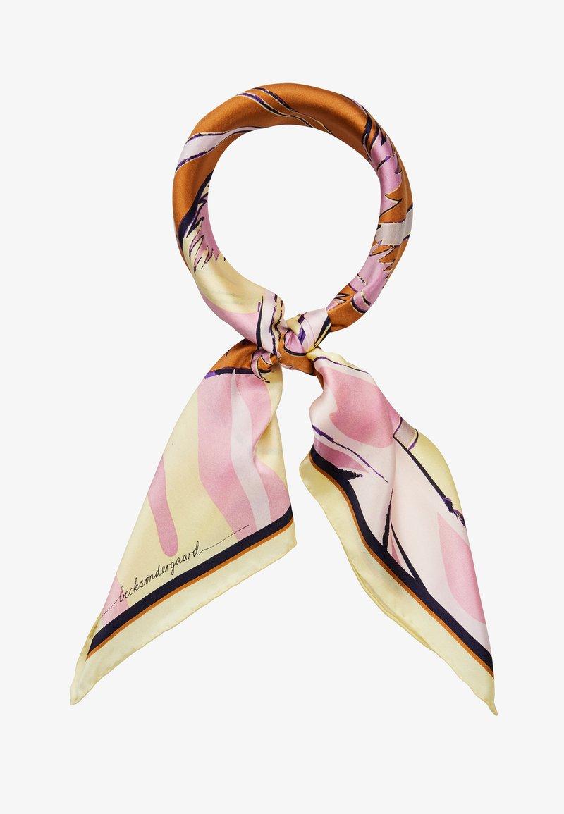 Becksöndergaard - SURF SCARF - Foulard - pink
