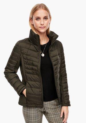IM FABRICMIX - Winter jacket - khaki