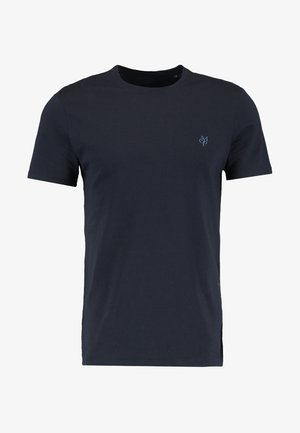 C-NECK - Camiseta básica - navy