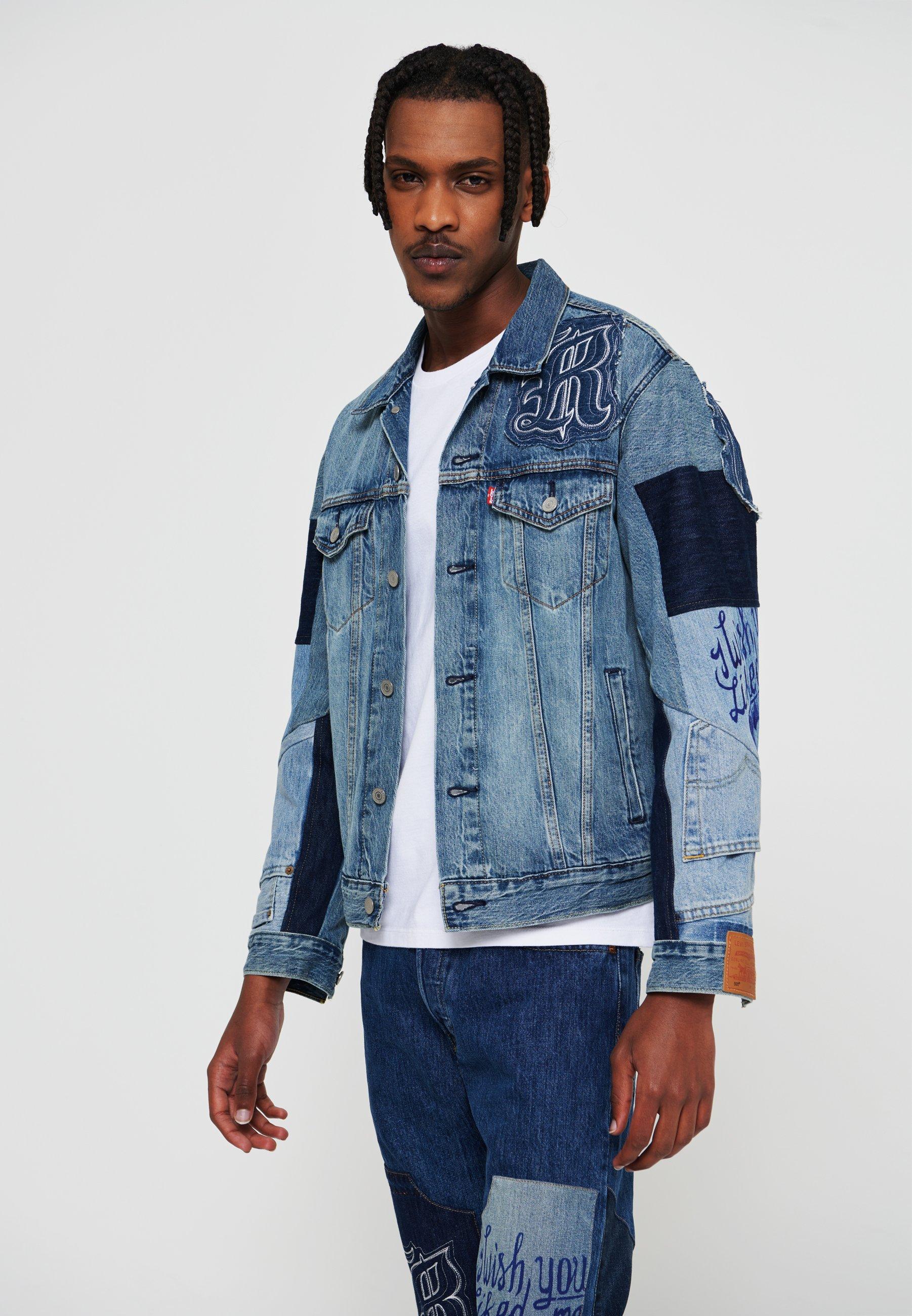 Uomo THE TRUCKER  - Giacca di jeans