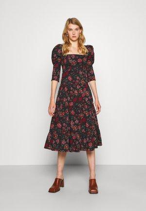 NORA DRESS - Day dress - medium black