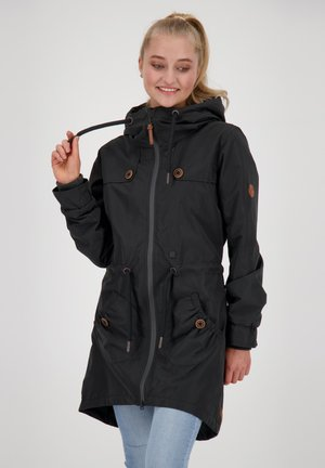 CHARLOTTEAK - Short coat - moonless