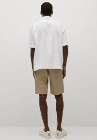 Mango - BOWLING - Skjorta - white - 2