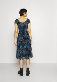 Desigual - KAI - Day dress - blue - 2
