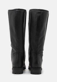 Mis Pepas - Vysoká obuv - black - 3