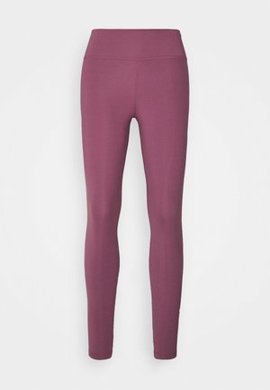 ONE - Legginsy - light mulberry