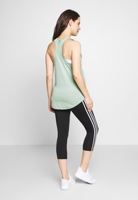 Cotton On Body - MATERNITY TRAINING TANK - Camiseta de deporte - washed aloe - 2