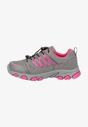 Hiking shoes - grey pink