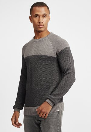 RAPEL - Jumper - mid grey