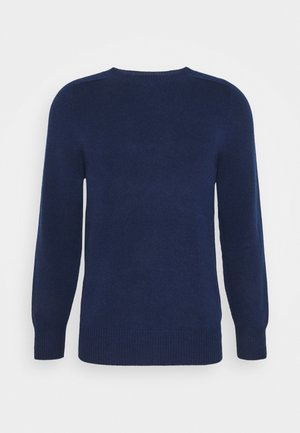 GORDON - Strikkegenser - navy blue