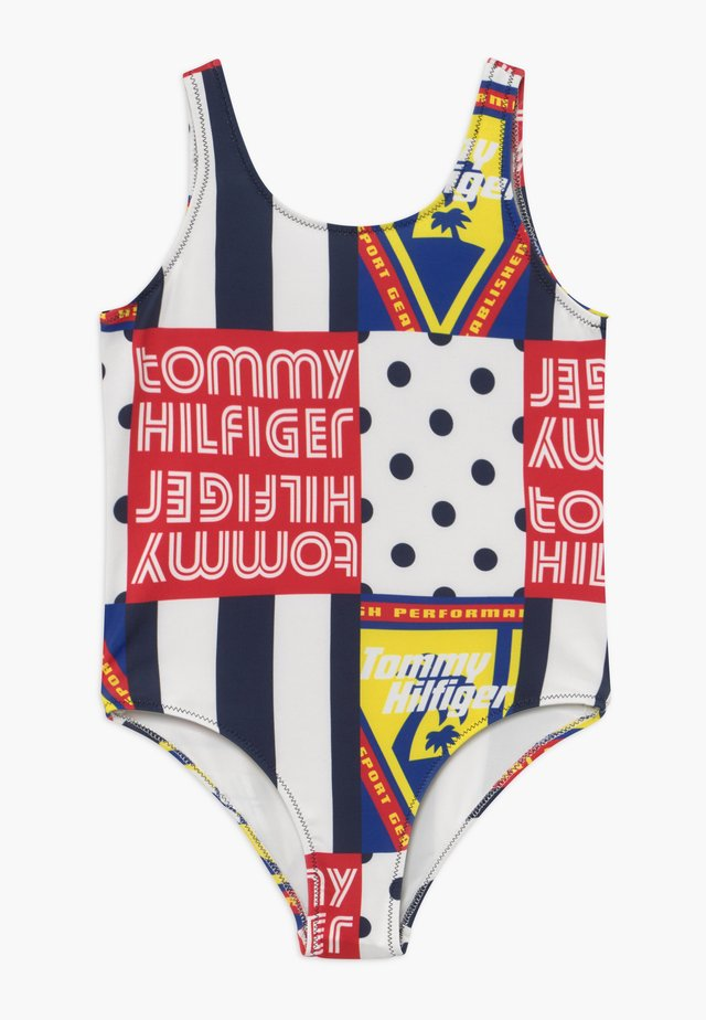 ONE-PIECE - Maillot de bain - yellow