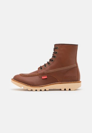 NEOPARAKICK - Lace-up ankle boots - marron fonce
