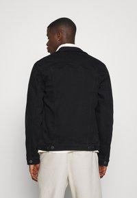 Jack & Jones - JJIALVIN JJJACKET AGI - Denim jacket - black denim - 2
