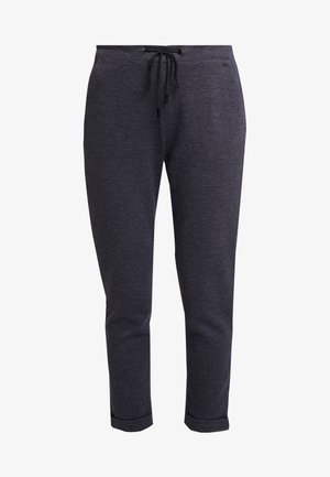 JOGGER - Trousers - grey/blue