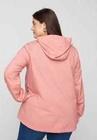 Zizzi - Outdoor jacket - rose - 2