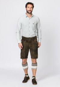 Stockerpoint - MANOLO - Shirt - olive - 1