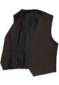 Carl Gross - SCHICKE  FüR JEDEN ANLASS - Suit waistcoat - braun - 2