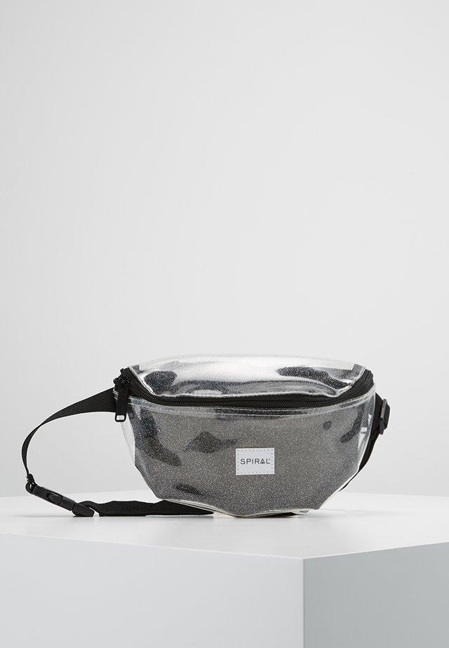 BUM BAG - Riñonera - silver