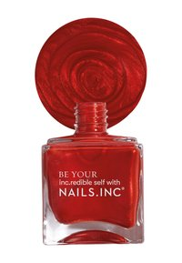 Nails Inc - JOYFUL - Nail set - red/glitter - 2