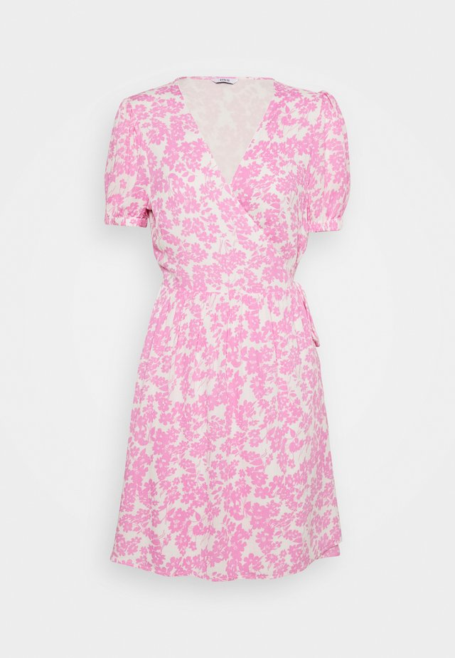 ENCORNELIA DRESS - Korte jurk - pink