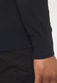 Calvin Klein - C NECK - Jumper - black - 5