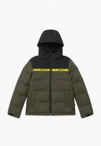 Brunotti - ROLF BOYS - Snowboard jacket - pine grey - 0