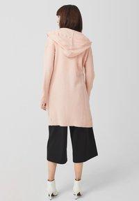 Q/S designed by - Cardigan - mellow pink melange - 2