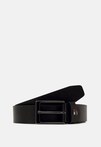 LAYTON TEXTURE - Belt - black