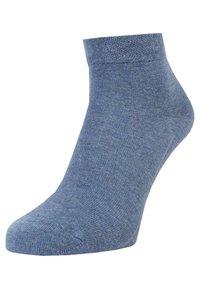 camano - BOX 7 PACK - Ponožky - denim melange/stone melange/navy - 1
