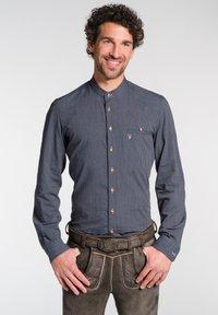 Spieth & Wensky - NORM - Shirt - blue - 0
