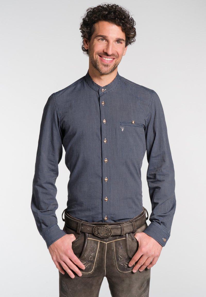 Spieth & Wensky - NORM - Shirt - blue