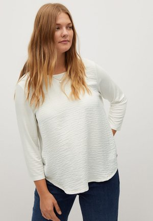 NACHO - Long sleeved top - off white