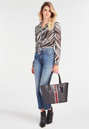 JENSEN - Handbag - mehrfarbig grau