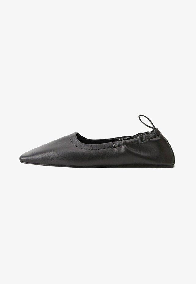 GLOVO - Ballerinaskor - schwarz
