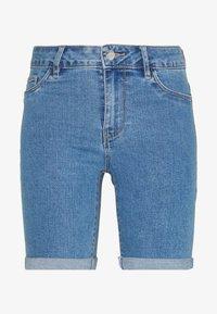 ONLY - ONLSUN ANNE - Denim shorts - light blue denim - 0