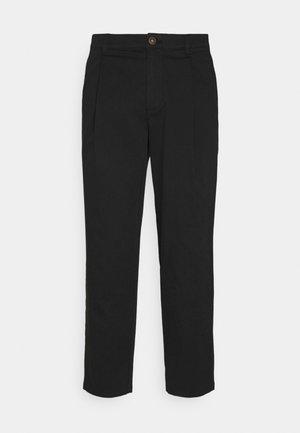 JJIBILL JJRICO  - Spodnie materiałowe - black