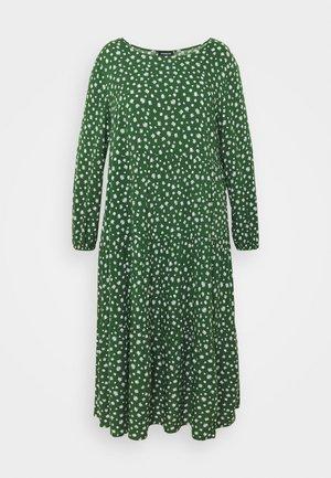 Sukienka letnia - green/white