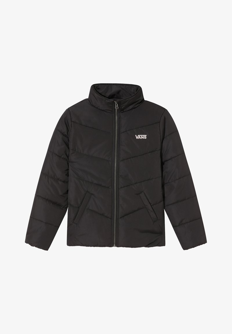 Vans - GR FOUNDRY PUFFER GIRLS MTE - Winter jacket - black