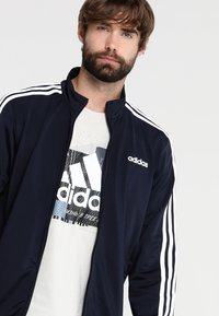 adidas Performance - Training jacket - legend ink/white - 3